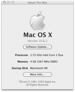 Apple Mac Min